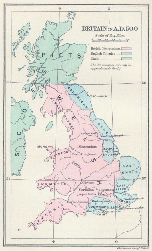 500AD map